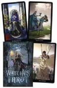 Witches Tarot Set - Ellen Dugan and Mark Evans